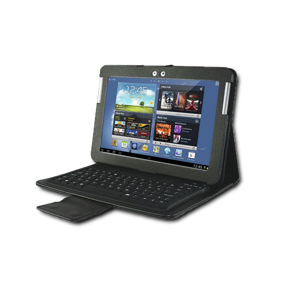 Samsung Galaxy Note 10.1 inch Wireless Bluetooth Keyboard Case Folio