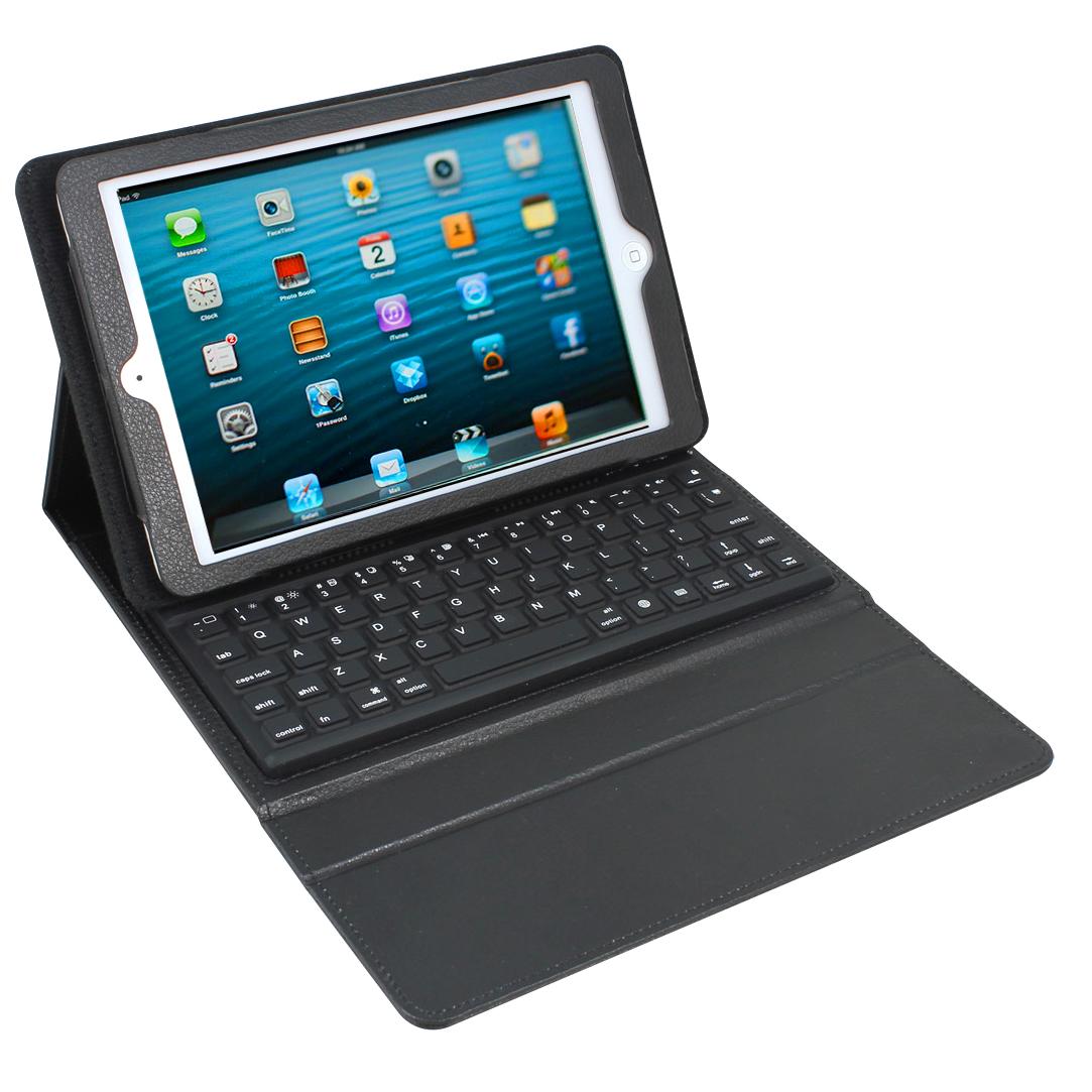 iPad Mini Bluetooth Keyboard Folio Case