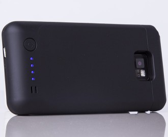 Samsung Galaxy S2 i9100 External Power Protection Case
