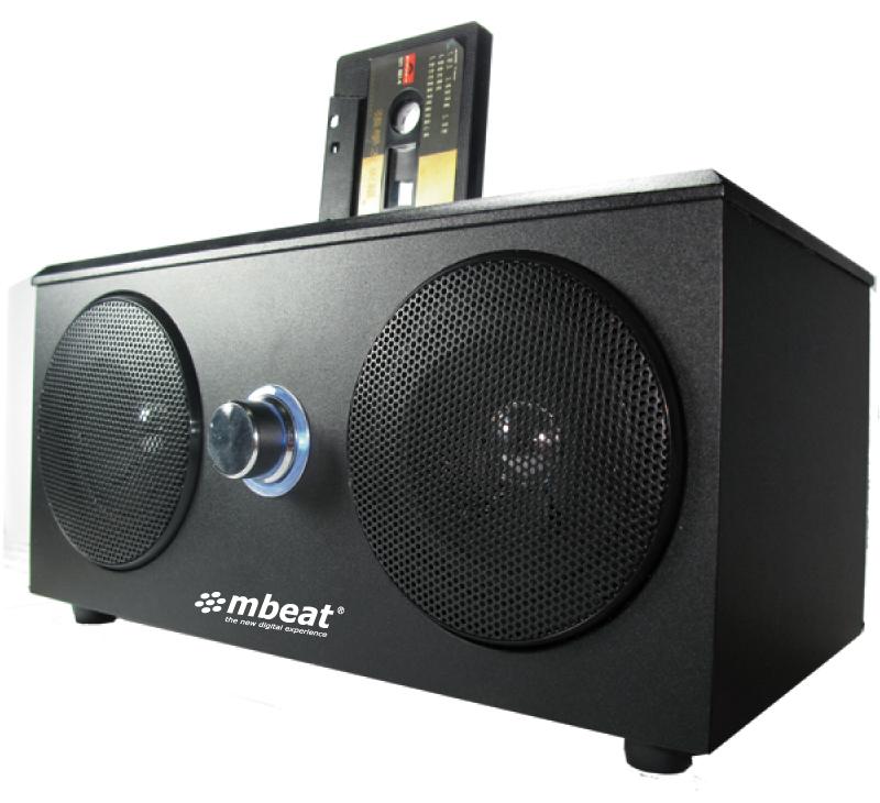 mbeat® USB Tape to Digital Recorder & Player